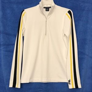 Ralph Lauren Golf Half Zip Pullover